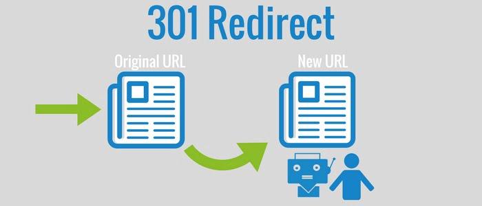 Redirect 301 giữ Permalink không mất thứ hạng SEO